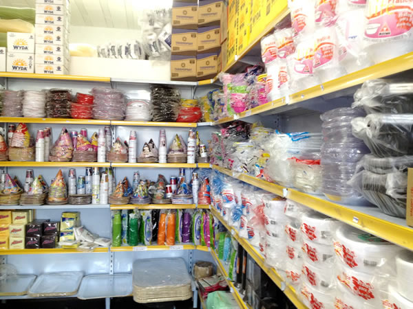 Conheça a Casa das Embalagens de Bertioga